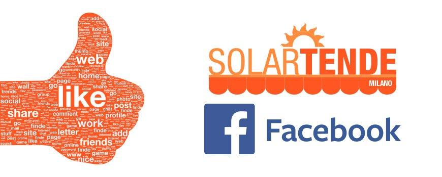 Solartende Milano su Facebook