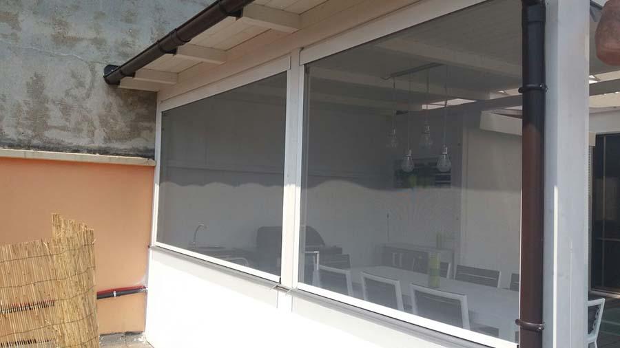 Zanzariere per veranda milano