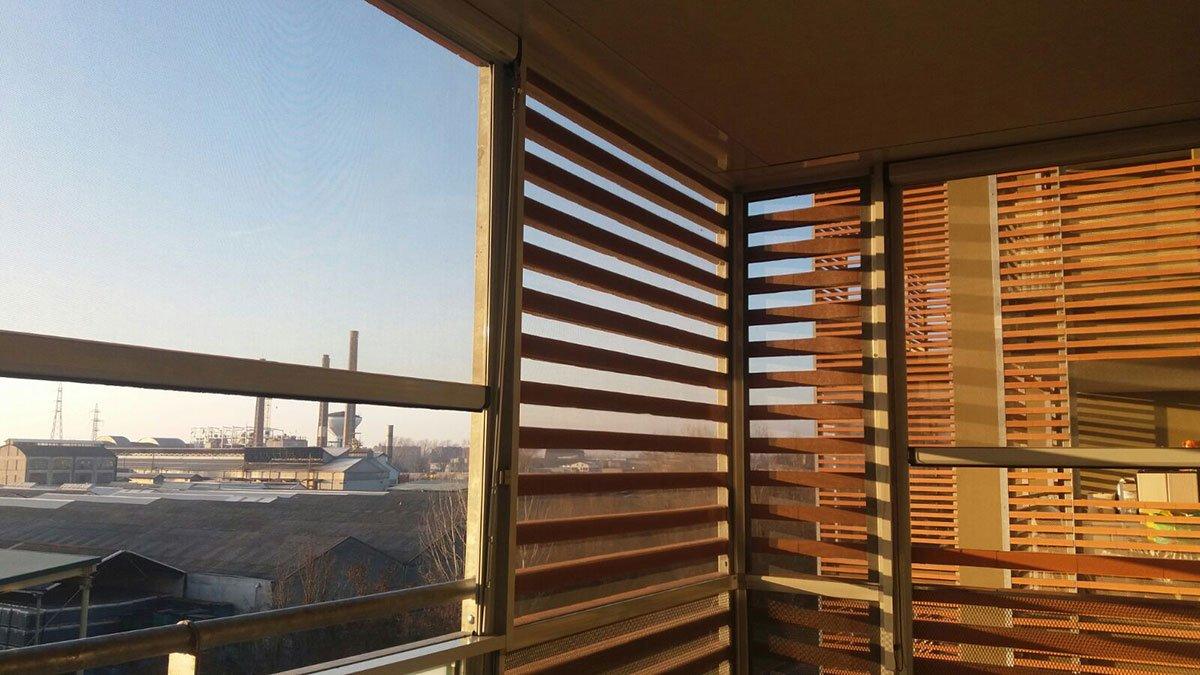 zanzariere per terrazzo a Milano 2 - zanzariera su misura per terrazzo