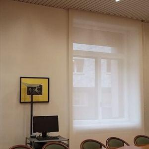 Vendita e installazione di tende per ufficio