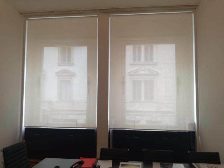Tende per uffici a Milano - tende per ufficio filtranti
