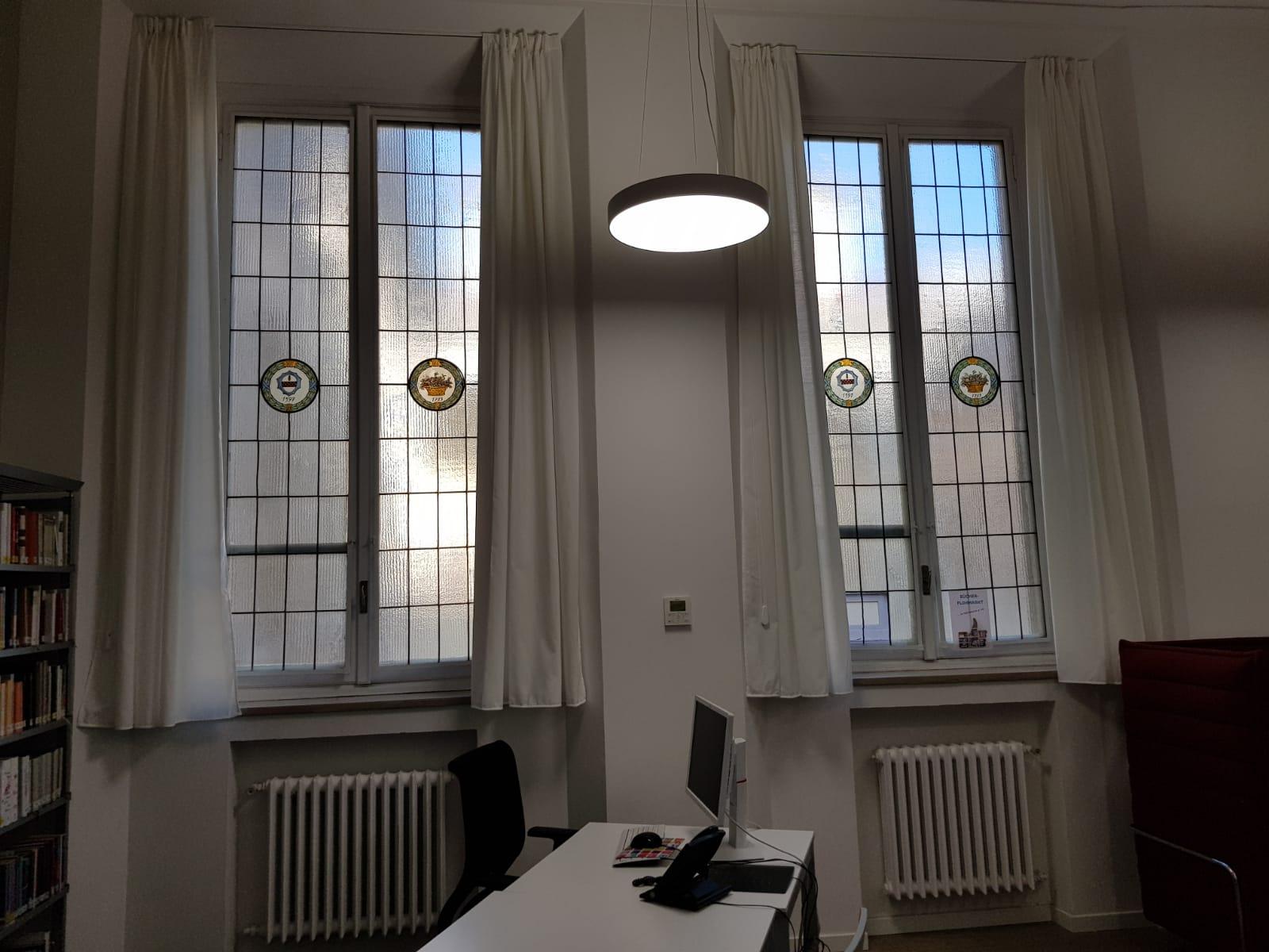 Tende interni Goethe Institut Milano - 3