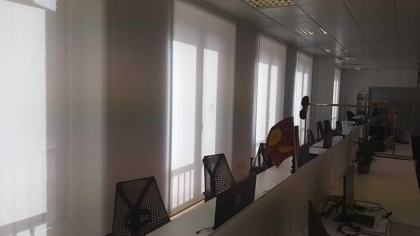 Tende per ufficio Screen - Milano - 1