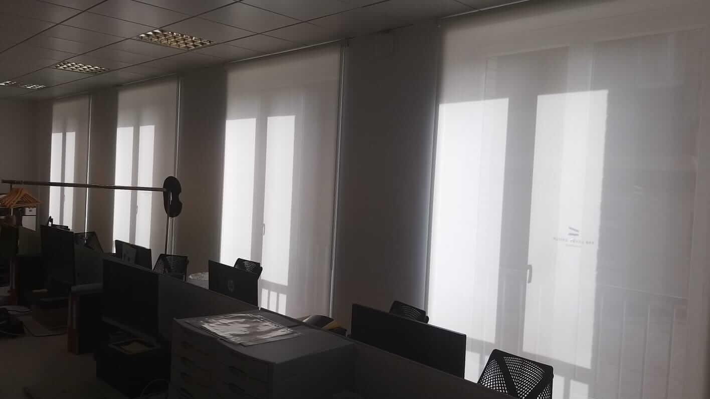 Tende per ufficio Screen - Milano - 3