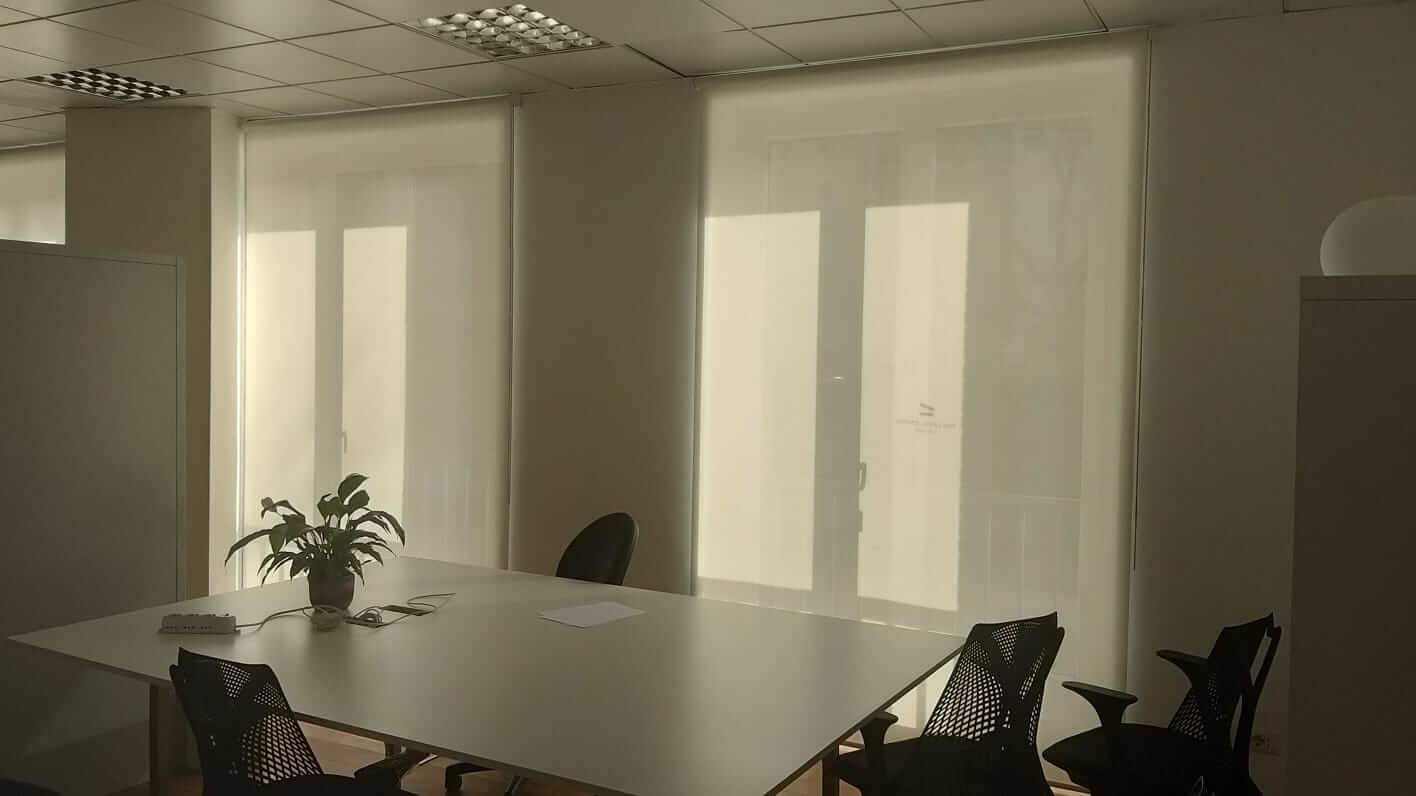Tende per ufficio Screen - Milano - 4