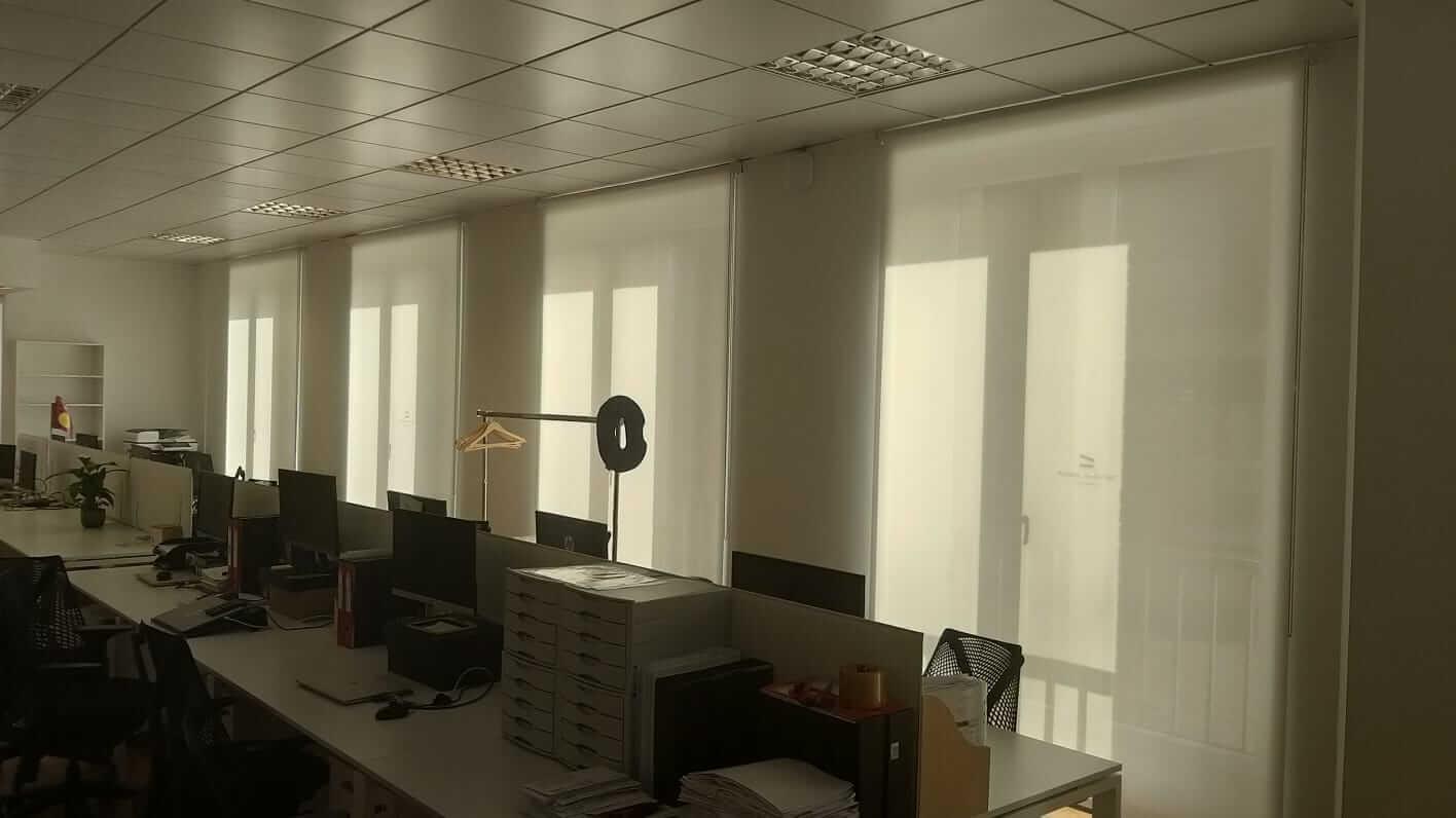 Tende per ufficio Screen - Milano - 2