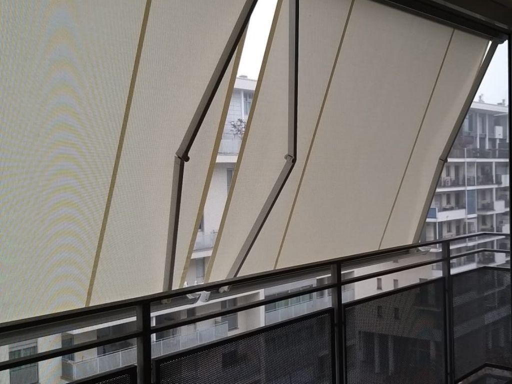 Tende da sole cassonate e zanzariere zip a Milano - 2