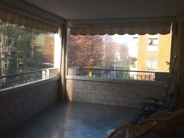 Veranda per terrazzo a Lambrate (Milano) - 1